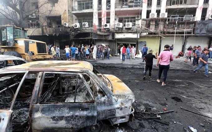 Жахливий теракт у Багдаді: кількість загиблих сильно зросла