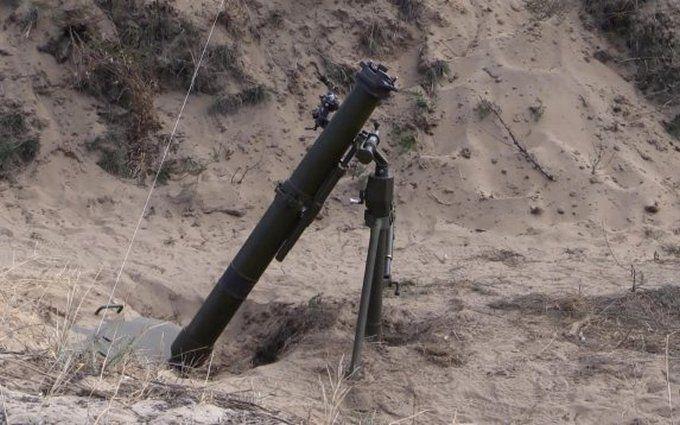 """Взрыв """"Молота"""" в районе ООС: в штабе назвали причины"""