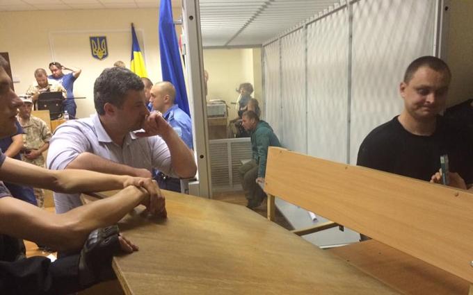 """Справа командирів """"Айдара"""": волонтер видала жорсткі звинувачення проти них"""