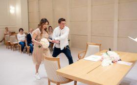 Регина Тодоренко тайно вышла замуж за Влада Топалова: первые свадебные фото