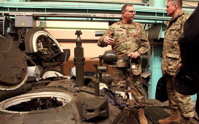 Американский генерал в Харькове оценил военное «ноу-хау» Украины