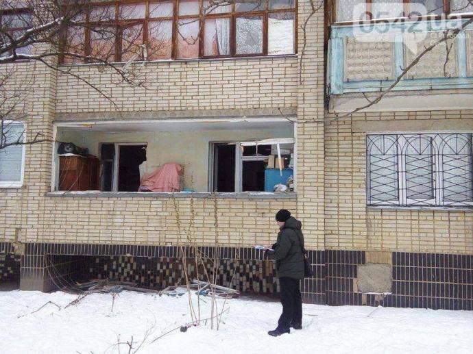 Взрыв квартиры в Сумах: появились фото и видео (12)