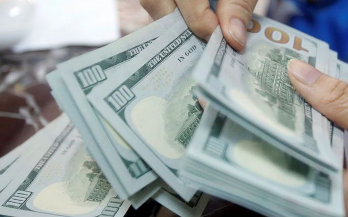 Національний банк України станом на 5 травня 2018 року послабив курс гривні  до 26 1f99e83e19f64
