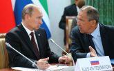 Лавров попросил у Путина добро на громкий ответ Обаме