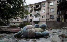 На Донбасі бойовики під час обстрілу вбили дитину
