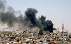 Маленькая девочка взорвалась в столице Сирии: появилось видео с места теракта