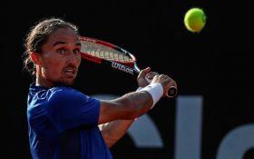 Український тенісист виграв матч-трилер на супертурнірі в Бразилії: опубліковано відео