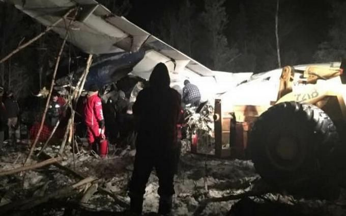 У Канаді пасажирський літак потрапив в жахливу аварію