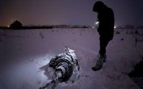 Авиакатастрофа Ан-148 в Подмосковье: появилось видео момента крушения