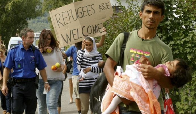 У більшості німців не змінилися погляди на біженців після атак в Кельні - опитування