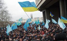 Мы вас не оставим: Порошенко обратился к жителям оккупированного Крыма