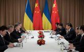 Порошенко зустрівся з главою КНР, в мережі жартують щодо результатів: з'явилися фото