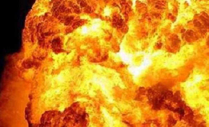 В центрі Києва прогриміли три вибухи