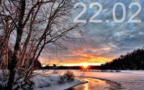 Прогноз погоды в Украине на 22 февраля