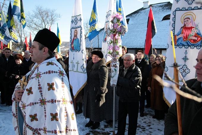 День рождения Бандеры отметили по всей Украине: появились фото и видео (16)