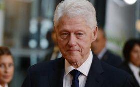 Я очень сильно разозлился: Билл Клинтон пожаловался на власти РФ