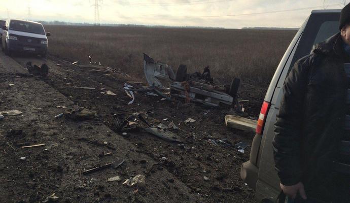 Стали известны подробности подрыва автобуса под Марьинкой