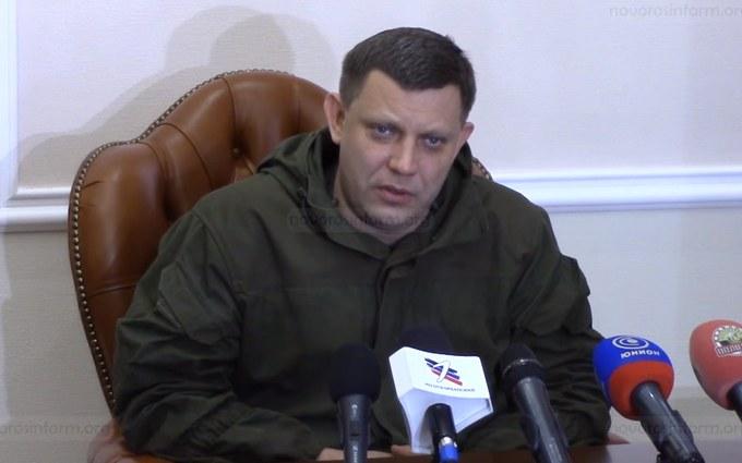 Главарь ДНР раскрыл ситуацию с выборами на Донбассе: опубликовано видео