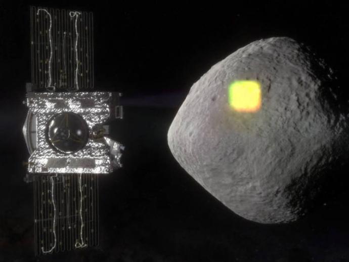 NASA показала фото астероїда, який може зіткнутися з Землею (1)