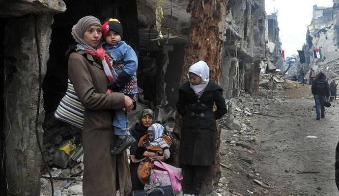 Медведев заявил, что нужно искать перемирия в Сирии