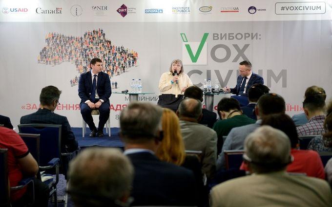 Привлечение граждан к избирательной реформе в Украине: украинцы недооценивают значимость своего голоса