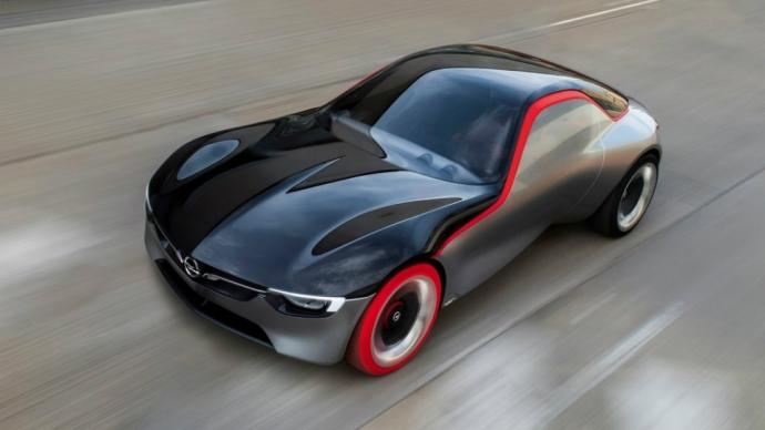Opel показал прототип маленького заднеприводного купе (7 фото) (2)
