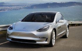 Доставка Tesla Model 3 стала можливою і в Україну