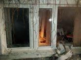 В центре Киева устроили погром якобы в офисе Медведчука: появились фото