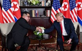 Трамп отправил Ким Чен Ыну новое личное письмо
