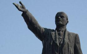 У Росії смішно відреставрували пам'ятник Леніну: опубліковані фото