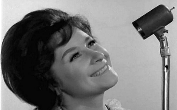 Умерла известная советская певица украинского происхождения