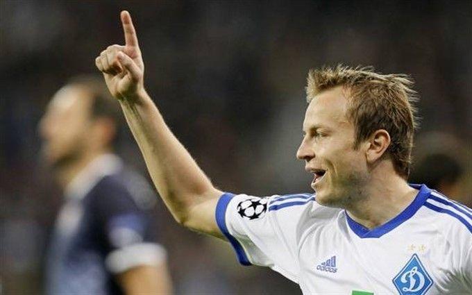 Легенда київського Динамо залишить клуб після гри з Шахтарем