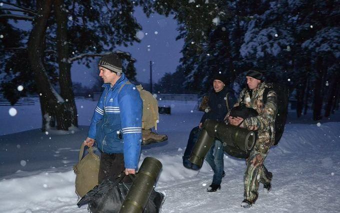 Защита  ибезопасность: вгосударстве Украина  стартовали масштабные сборы резервистов