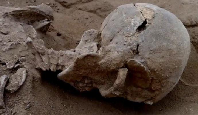 Археологи нашли место древнейшей резни на Земле
