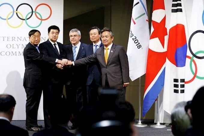 Стало відомо, скільки спортсменів зКНДР поїдуть наОлімпіаду в Південну Корею