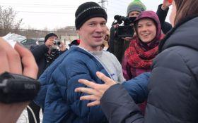 У Росії звільнили відомого опозиціонера: з'явилося фото