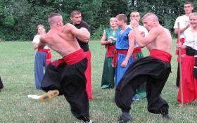 Нардепы признали боевой гопак и хортинг национальными видами спорта