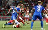 Маритиму назвал состав на ответный матч с Динамо
