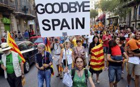 """Референдум за незалежність Каталонії: """"за"""" проголосували 90,18% за явки в 43%"""