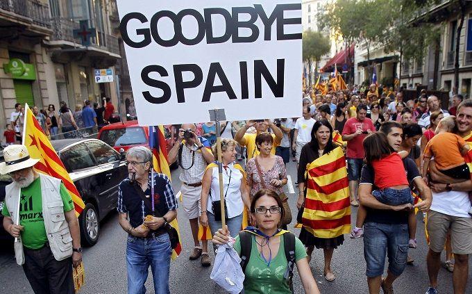 Объявили официальные результаты— Референдум вКаталонии