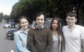 Російські ГРУшники вже в Москві: опубліковано перше фото