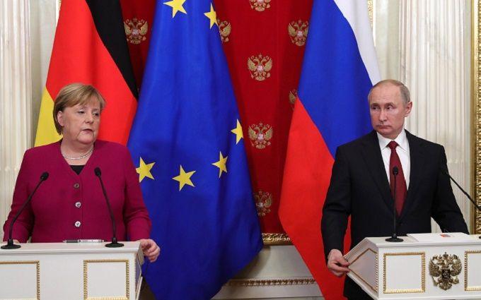 Команда Меркель намагалася підкупити Трампа, щоб допомогти Путіну - сенсаційні дані