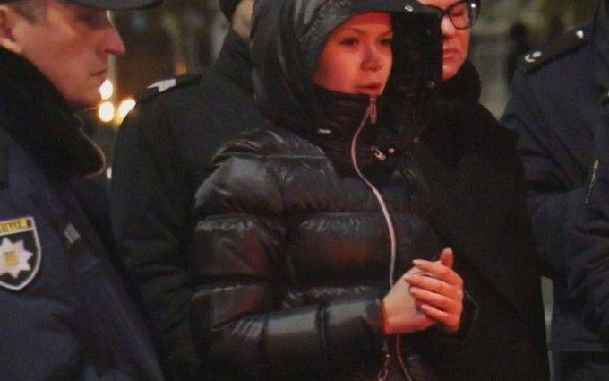 Кривава аварія в Харкові: винуватицю повернули на місце ДТП, відео
