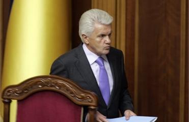 Литвин: Закон о выборах лучше не трогать до голосования