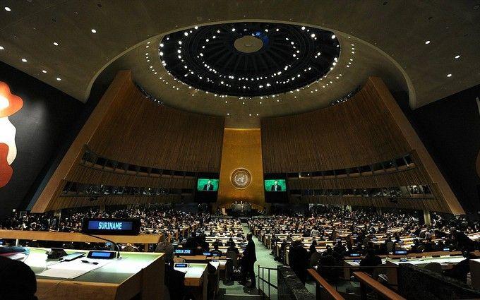 Генасамблея ООН прийняла нову резолюцію по Криму: Росії висунули жорсткі вимоги