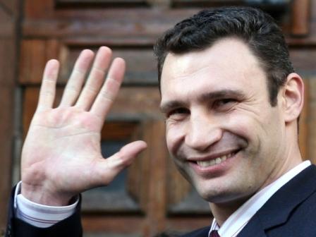Партия Кличко выдвинет 70 мажоритарщиков