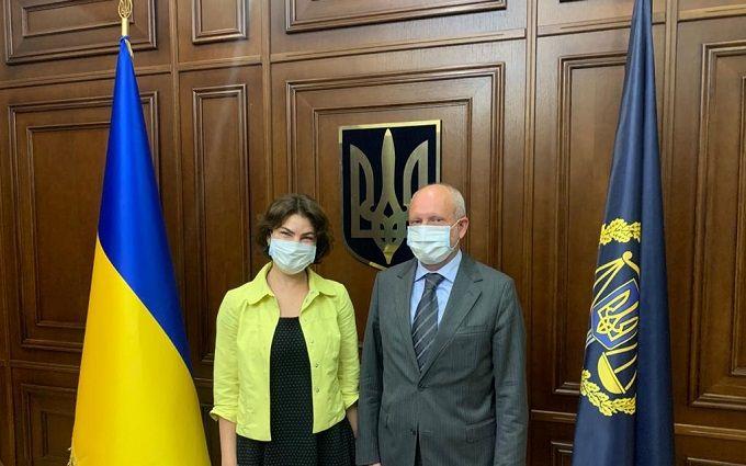 Представник Євросоюзу терміново зустрівся з Венедіктовою - що сталося