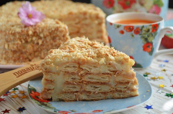 ТОП-6 вкусных тортов из печенья, которые не нужно печь (5)