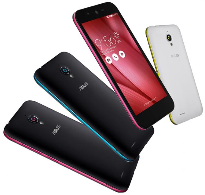 Компания ASUS представила яркий 5-дюймовый смартфон Live (5 фото) (4)