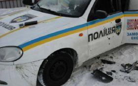 Перестрелка полицейских под Киевом: появился рассказ важного свидетеля